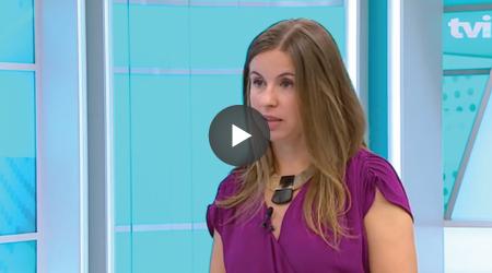 """entrevista a Teresa Félix, da Direção de Informação e Consumidores da ANACOM, no programa """"Diário da Manhã"""", de 29.08.2018, na rúbrica """"Economia 24"""", da TVI e TVI24."""
