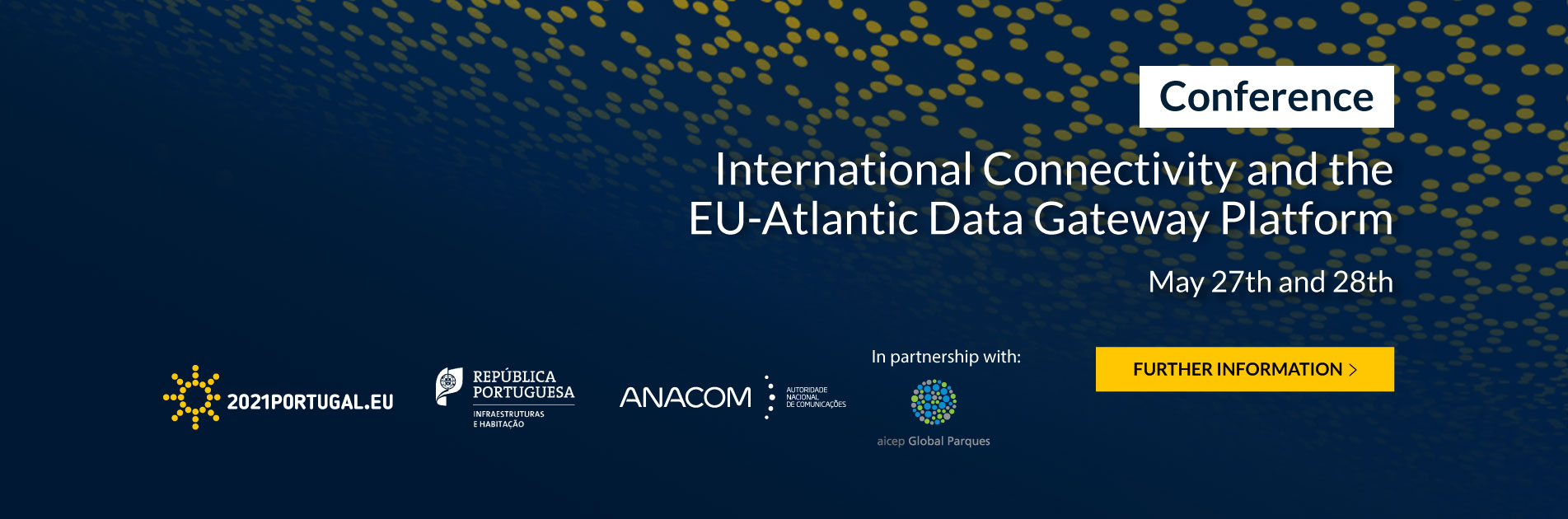 Conference on International Connectivity and the EU-Atlantic Data Gateway Platform
