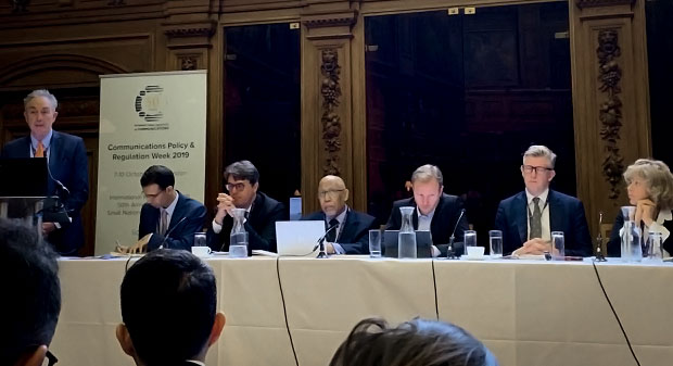 ''International Regulators Forum 2019'', Londres, Reino Unido, 07.10.2019
