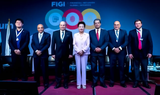 Financial Inclusion Global Initiative Symposium, 22.01.2019