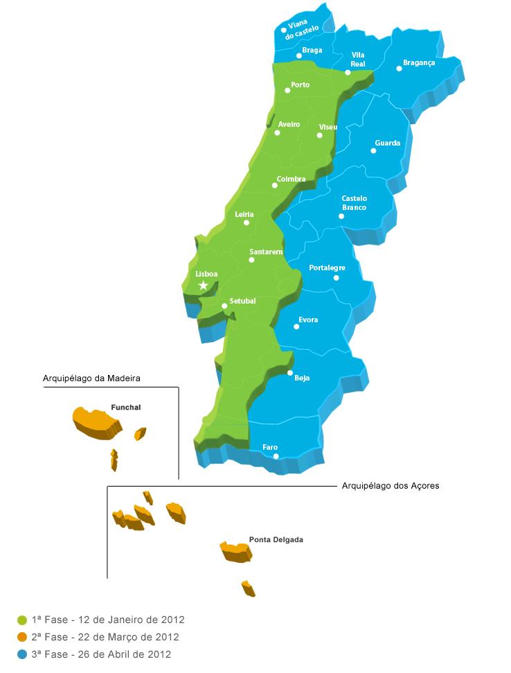 mapa do litoral de portugal Regionalização mapa do litoral de portugal