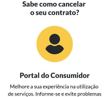Melhore a sua experiência na utilização de serviços. Informe-se e evite problemas, consulte o Portal do Consumidor.