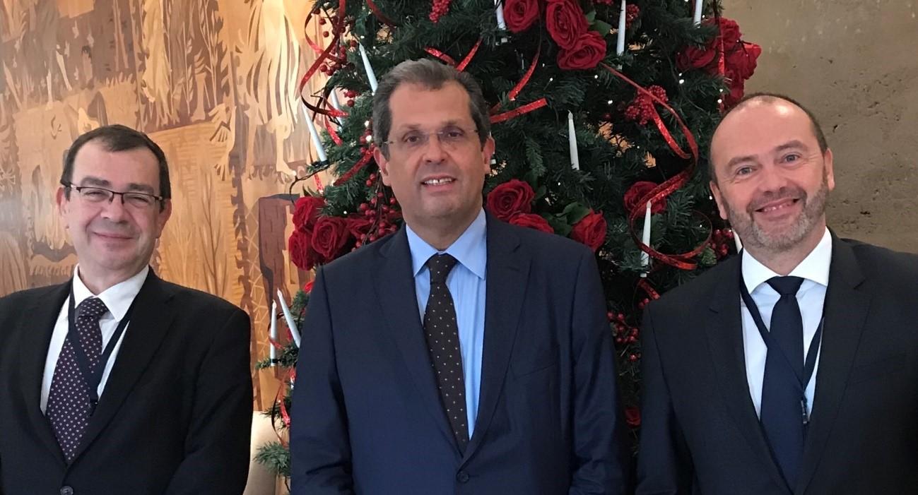 ANACOM lidera grupo de reguladores europeus em 2019