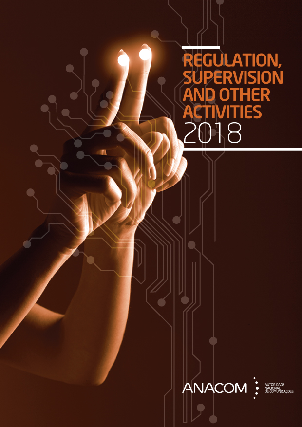 Report on Regulation, Supervision and Other Activities 2018.