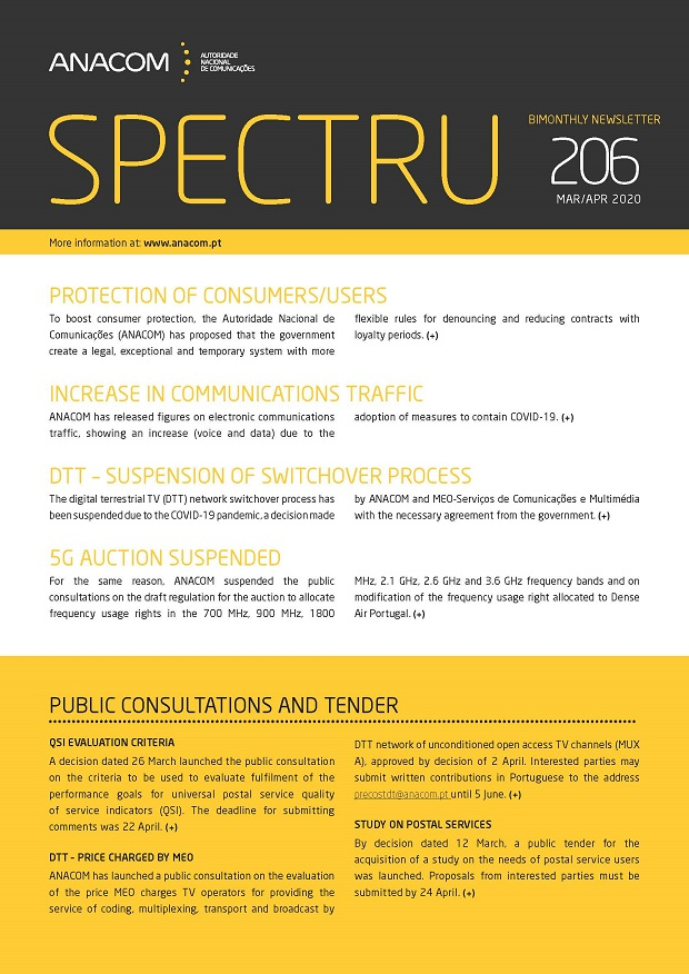 Spectru no. 206 cover.