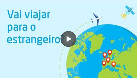 Vai viajar para o estrangeiro? Veja este vídeo da ANACOM e fique a saber as regras para utilizar o telemóvel, tablet ou computador portátil fora de Portugal e não ter surpresas na fatura.