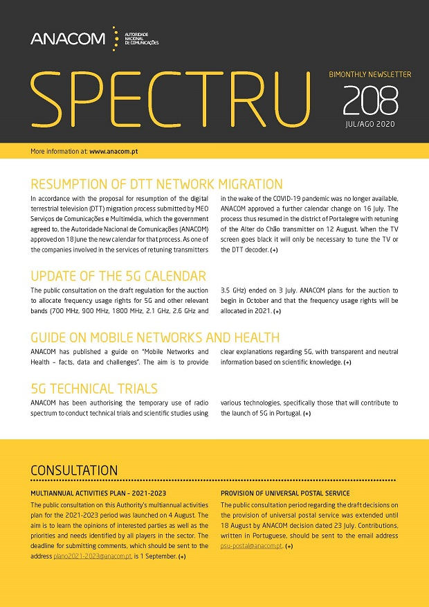 Spectru no. 208 cover.