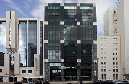 ANACOM Head-Office, Lisbon